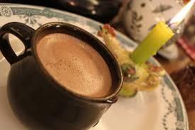 recette de cuisine ancienne recette rapide chocolat chaud à l ancienne dans la cuisine d
