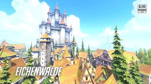 Black Forest Germany Map by Gamescom 2016 Overwatch New Map Eichenwalde Blizzplanet