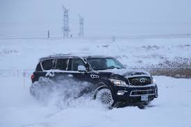 on the road review infiniti review 2015 infiniti qx80 canadian auto review
