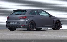 volkswagen polo body kit je design builds wide body kit for the seat leon cupra vwvortex