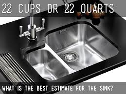 Kitchen Sink Capacity by Customary Units Of Capacity By Suzanne Harris