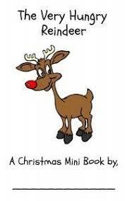 free printable reindeer activities free printable book kinderland collaborative pinterest free