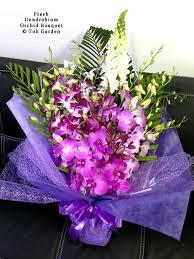 Orchid Bouquet Orchid Bouquets U0026 More Toh Garden Singapore Orchid Plant