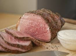 horseradish sauce for beef urbancookery roast beef with a horseradish cream sauce