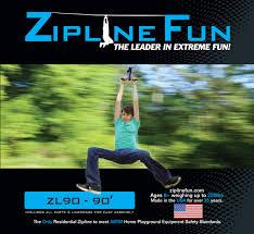 zip line kit kids zipline backyard zip line