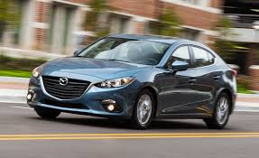 mazda sedan models 2016 mazda 3 2 0l manual test u2013 review u2013 car and driver