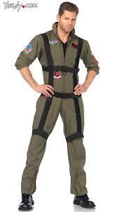 costumes for men men s top gun paratrooper costume men s costume men s