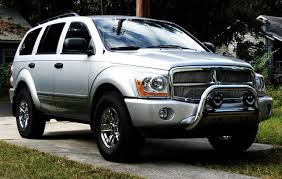 2008 dodge durango information and photos zombiedrive
