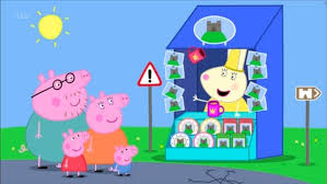 morning leaves children confused voice peppa pig