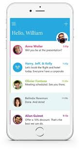 android mail client microsoft releases send an email client for ios coming soon to