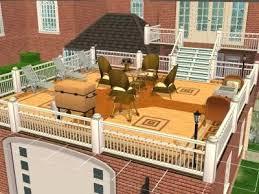 roof deck over garage plans pinterest decks big project and