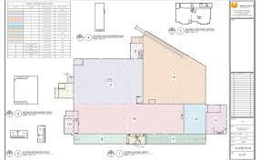 Loading Dock Floor Plan by 1220 W Fulton St U2013 Phoenix Investors