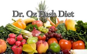 dr oz exclaims the dash diet as the number one weight loss plan