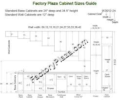 standard height of kitchen base cabinets abcs of kitchen cabinets and specifications granite
