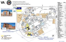 Washington University Campus Map by Vamc Map Fact Sheet