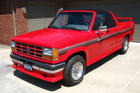 ford crossover truck meet the ford ranger convertible you u0027ve never heard of