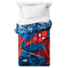 Spiderman Double Duvet Spiderman Bedding Twin Target