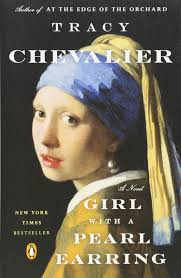 girl with a pearl earrings girl with a pearl earring a novel 9780452282155