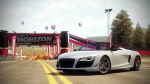 Audi R8 Gt Spyder - forza horizon cars