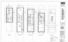 row home floor plan philadelphia row home floor plan elegant row house plans best pretty