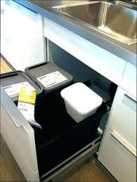 poubelle pour meuble de cuisine poubelle ikea cuisine visualdeviance co