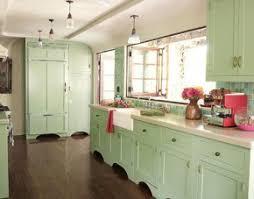 cuisine pastel cuisine vert pastel