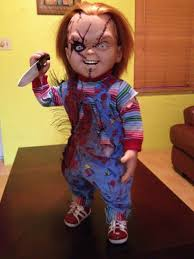 Toddler Chucky Costume Image The Killer Chucky Doll Photo Jpg Child U0027s Play Wiki
