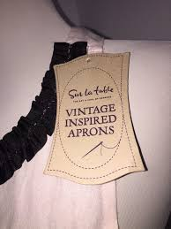sur la table apron very cute bnwt 122171577953 20 99