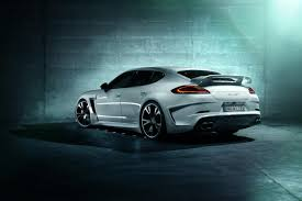 Porsche Panamera Facelift - porsche panamera facelift tuning techart 5 images facelifted