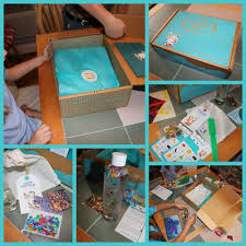 science crafts for kids in the wonder box