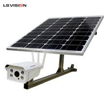 battery operated table ls ls vision 1080p solar battery powered wireless ip camera with 4g sim