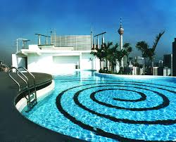 modern swimming pool tile design ideas advice granite cheap house