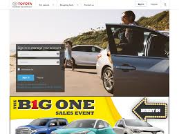 toyota financial full website nic marson