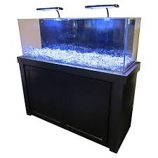 r j enterprises fusion 50 gallon aquarium tank and cabinet 50 gallon black fusion series cabinet tank combo petco