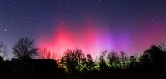 where are the northern lights located december 14 2006 aurora