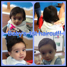 baby u0027s first haircut only 6 months old what a sweet boy yelp