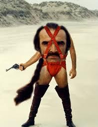 Sean Connery Mustache Meme - psbattle sean connery in zardoz photoshopbattles