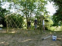 deco jardin a faire soi meme bambou bamboo c u0027est fou tout ce qu u0027on peut en faire
