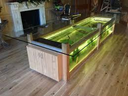Dining Table Aquarium Dining Table Fish Tank Dining Dining Room