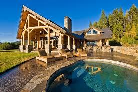 luxury log cabin plans new 10 log house designs design ideas of deerfield log homes