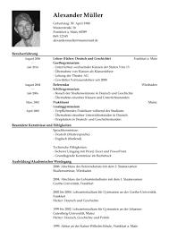 Cv Vorlage Schweiz Word Resume Auf Resume Ideas