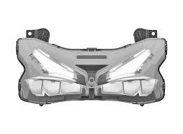 honda cbr 250 rr honda cbr250rr headlight spotted in patents