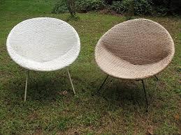 creative rattan papasan chair u2014 farmhouse design and furniture
