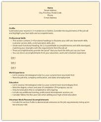 Sample Firefighter Resume Packaging Resume Samples Resume For Your Job Application