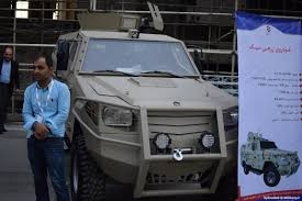 land rover iran first iranian made mrap page 2