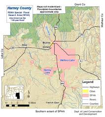 map of oregon with counties harney county soon to be digital