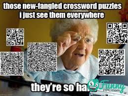 Meme Qr Code - meme funny old people who struggle with internet funnyppl com