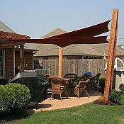 Backyard Shade Solutions by Shade Sails And Sail Shades Perfect For Covering Patios