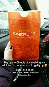 cineplex edmonton south sezjeuric on twitter it s national popcorn day what better