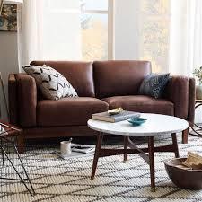 reeve mid century coffee table reeve mid century coffee table marble walnut furnish